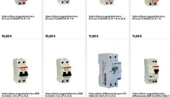 Costo rifacimento impianti elettrici a punto luce uso civile. – LD ...
