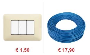 Materiale elettrico prezzi2