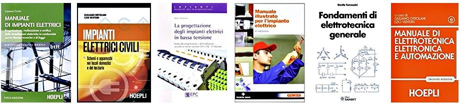 manuali impianto elettrico