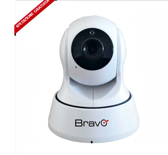 Telecamera motorizzata Bravo recensioni tutorial video