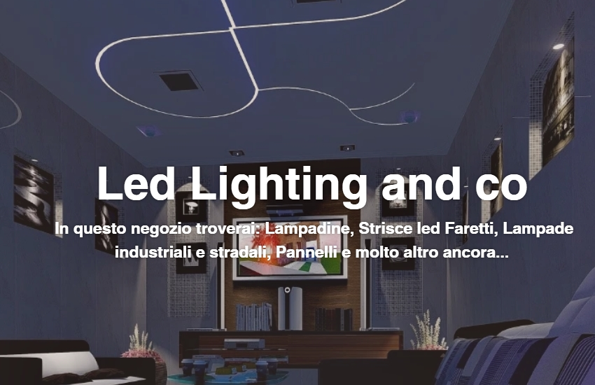 led lighting and co