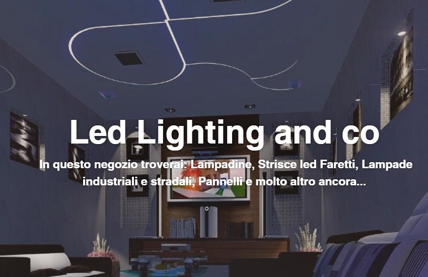 led lighting and co