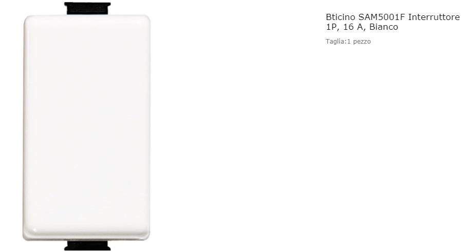 Interruttori accensione luce, migliori modelli in vendita su Amazon